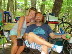 A little bit of summer camping2015 014