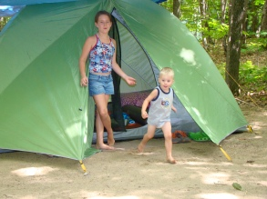 A little bit of summer camping2015 015