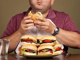 too many burgers